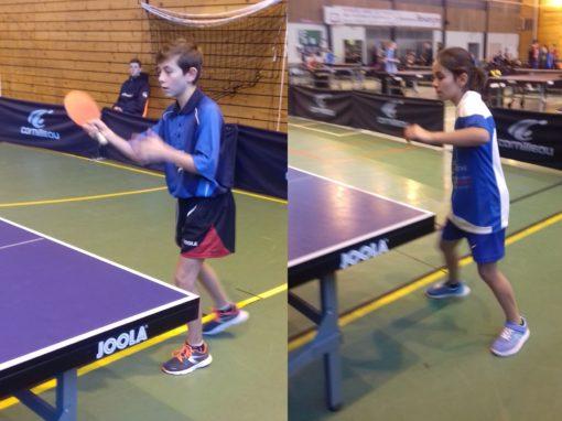 Tennis de table (jeunes) 2018-2019