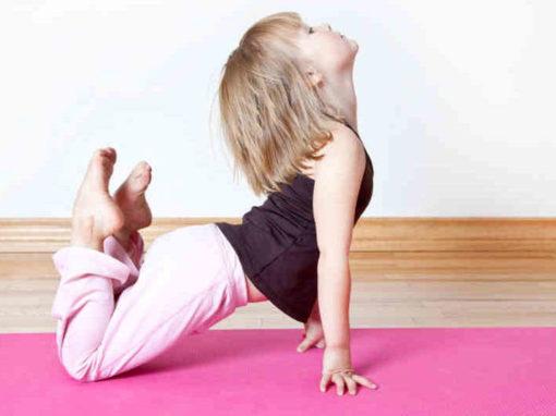 Baby Yoga (3-7 ans) 2018-2019