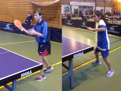 Tennis de table (jeunes) 2019-2020