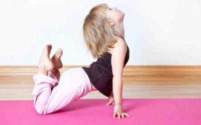 Baby Yoga (4 – 7 ans)