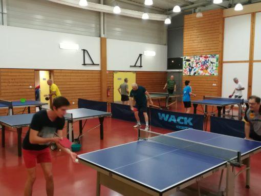Tennis de table (compétition ou loisir) 2019-2020